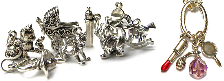 Charms Anh�nger 925 Sterling Silber