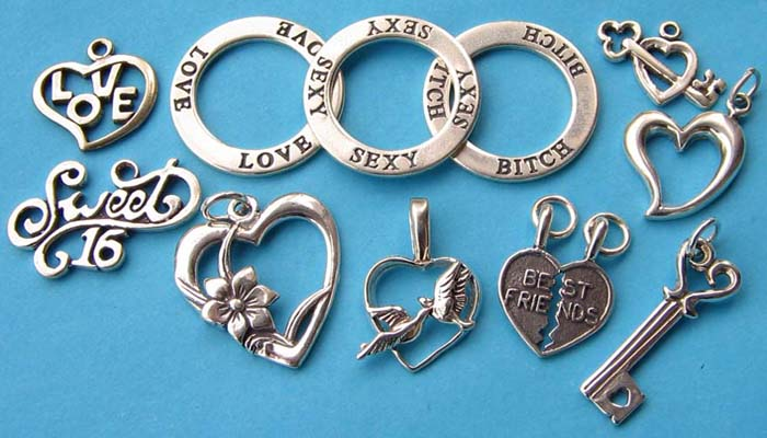 Charms Anh�nger 925 Silber