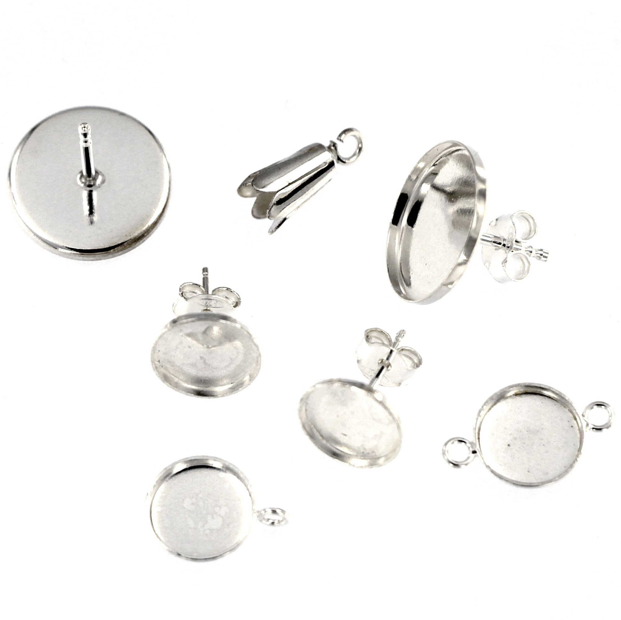 components 925 Sterling Silver