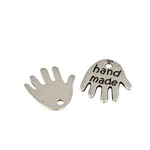 """Stempelöse """"hand made""""..."""