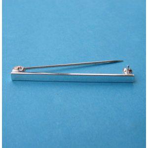Broschenplatte 925 Silber