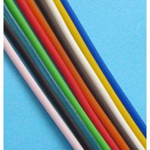 Kautschukband Kautschukschnur Ø 3 mm farbig