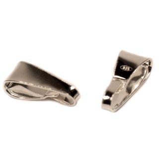 Kettenschlaufe L 925 Silber