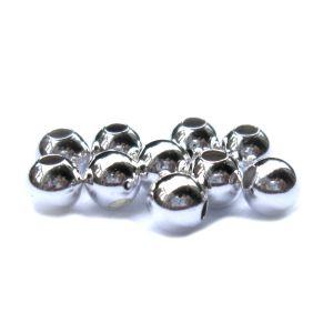 130 Stück Kugeln Ø 6,0 mm 925 Silber...